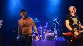 ACCEPT - Dark Side Of My Heart (Live Greece Tour 2015)