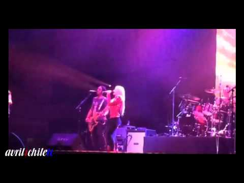 download lagu The Avril Lavigne Tour 17 Live In Wuhan,china 25-02-2014 gratis