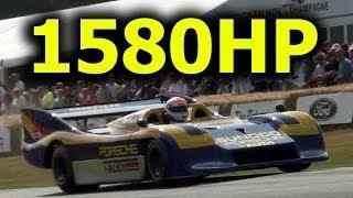 1,580HP Porsche 917/30 Sound