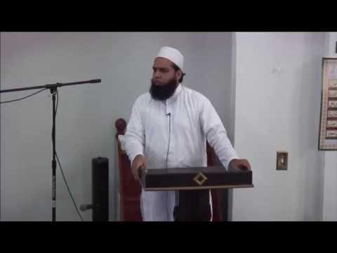 Mufti Farhan- Jummah on 7/11/14