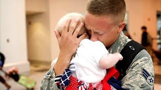 Soldiers Coming Home || Emotional Compilation
