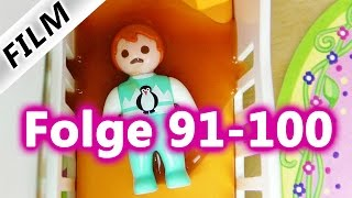 Playmobil Film Deutsch | Folge 91-100 | Kinderserie Familie Vogel | Compilation