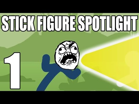 League of Legends - Stick Figure Spotlight