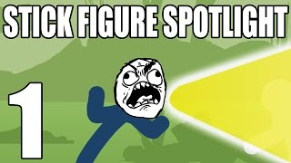 League of Legends - Stick Figure Spotlight