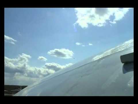 Ту-154 RA-85563 аварийная посадка (полная версия)