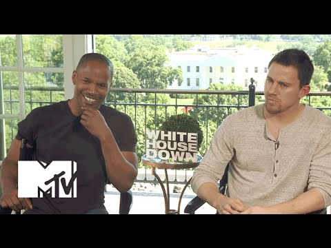 Channing Tatum & Jamie Foxx On The Yes/No Show | MTV After Hours