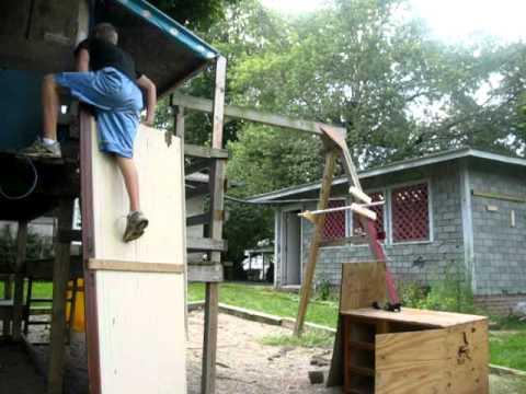 Kids Playground Backyard Diy Outdoor Play