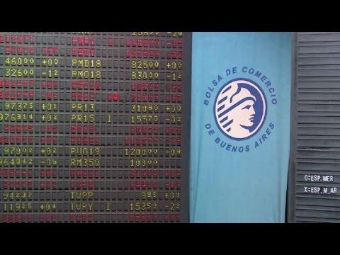 Moody's sube la nota de la deuda argentina