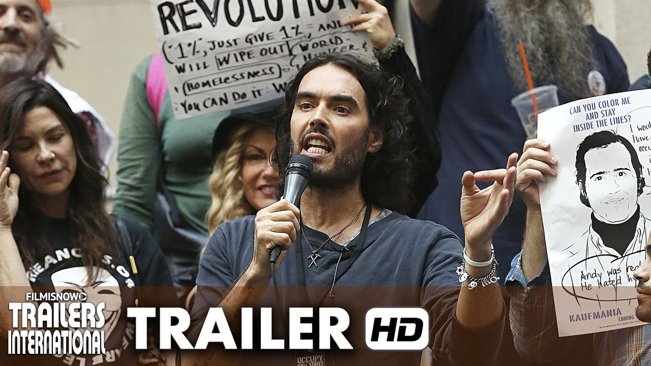 The Emperor's New Clothes Official Trailer (2015) - Russell Brand [HD]