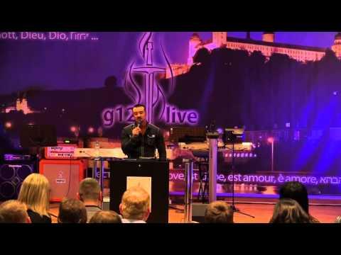 Конференция (Вюрцбург, Германия  2015) 5 Служение Андрей Шаповалов