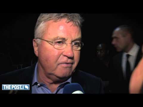 Hiddink bondscoach van Oranje