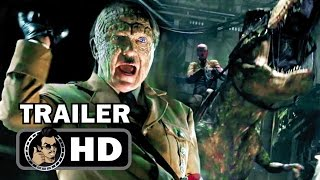IRON SKY: THE COMING RACE Official Trailer (2018) Nazis Sci-Fi Dinosaur Movie HD
