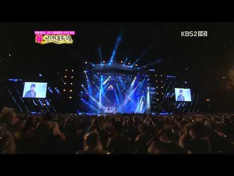 [MP4 DL] 120814 CNBLUE - Hey You @ 2012 Olympic London Festival