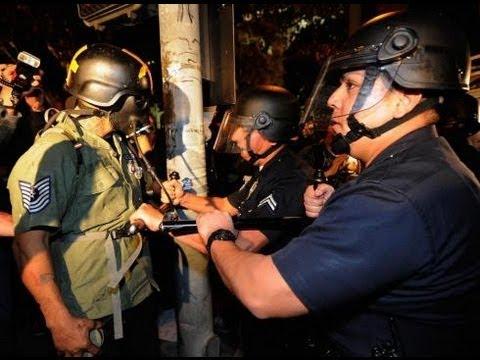 Occupy La Protesters Stuck In Jail video