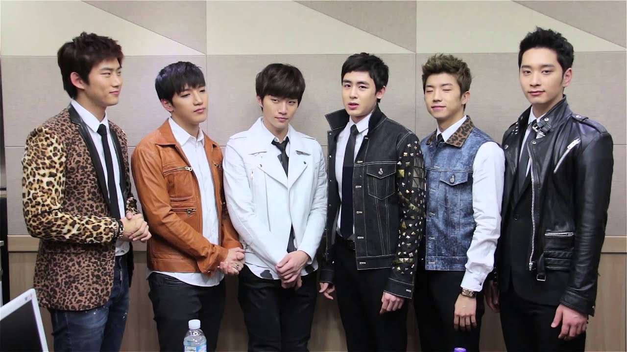 K-Pop Male Group 2PM Rocks SM MOA Philippines LIVE Concert ...