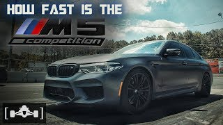 2019 BMW M5 Competition [750HP] Acceleration Review | The Definition of a Cool Dad Car?