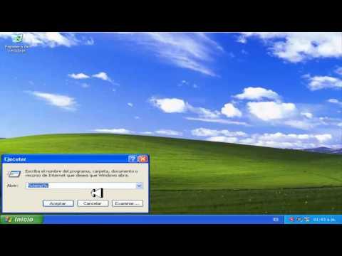como optimizar tu windows xp sin programas