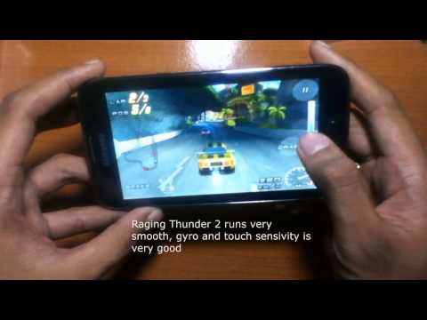 GOOPHONE N2 with MT6577 Review. Gaming. Rooting. Playstore