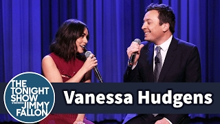 download lagu Vanessa Hudgens And Jimmy Fallon Sing The Friends Theme gratis