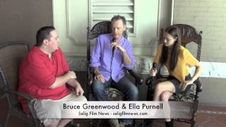 AFF: Bruce Greenwood & Ella Purnell - WILDLIKE