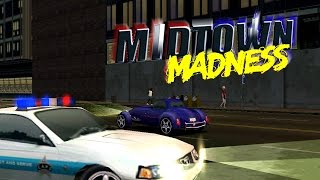 Midtown Madness: Soldier Sneaker - Amateur - Panoz Roadster