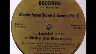 Atlantic Fusion - Sleepstate ( Moves & Grooves Vol. 1 EP 1996 )