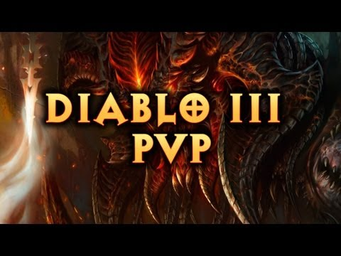 Diablo III - PvP
