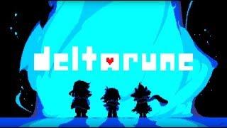 Kyzer and Friends Stream - Deltarune
