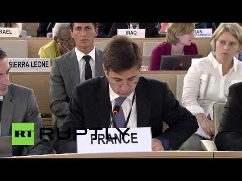 Switzerland: UNHRC to send mission to Iraq to investigate IS