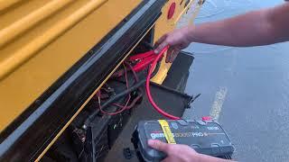 NOCO GB150 School Bus Test