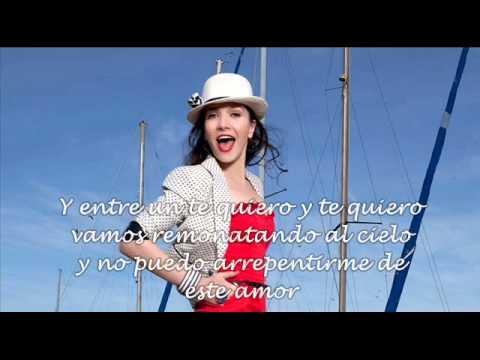 Natalia Oreiro No me arrepiento de este amor lyrics