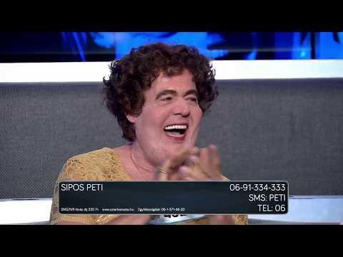 Sipos Peti - Ezt egy életen át kell játszani