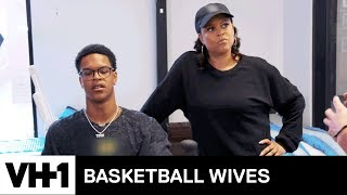 Shareef O'Neal Continues His Recovery | Basketball Wives