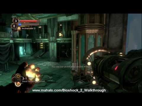 BioShock 2 Walkthrough - Inner Persephone Part 5 HD