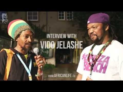 Videointerview, Vido Jelashe @ Reggae Jam 2014, 01.-03.08. Bersenbrück