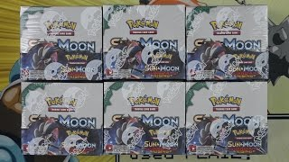 Guardians Rising booster case (6 boxes) opening