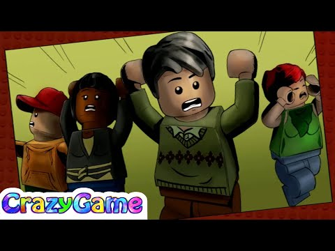 LEGO Deadpool The Game Movie Cartoon for Children & Kids - LEGO Marvel Super Heroes
