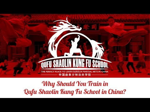 Why Should You Train in Qufu Shaolin Kung Fu School? - Study Martial Arts in China