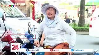 Nữ xe ôm vui vẻ | VTV24