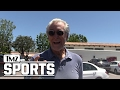 PAT RILEY -- Hey, LeBron ... 9'S THE MAGIC NO. FOR NBA FINALS | TMZ Sports