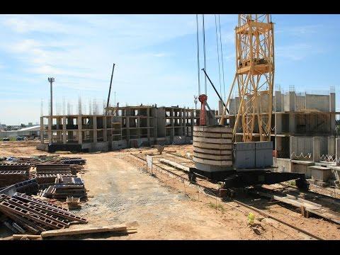 Инвестирование в недвижимость на начальном этапе строительства. Инвестиции на этапе котлована