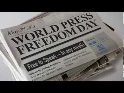 World Press Freedom Day(May 3)