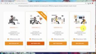 StartMiner Ganhe 0.0006 BTC Free por Dia