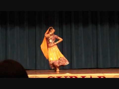 Shivanis Woh Kisna Hai Dance Performance