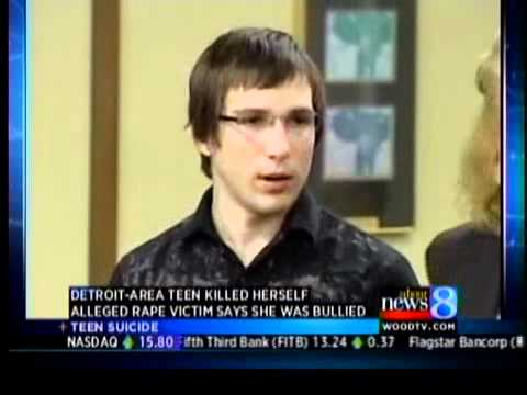 Teen Kills Herself After Rape video