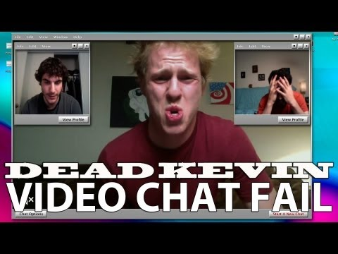 Video Chat Fail: Dead Kevin (CC: Studios and Comedy Central)
