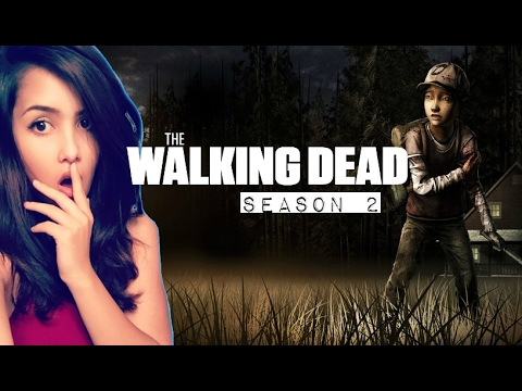 The Walking Dead: SEASON 2 | NEVER PLAYED | Come Say Hello!! :D