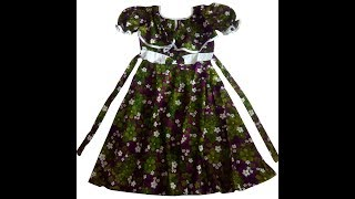 Azmeri Baby Fashion 05 |Home Made Baby Dress|