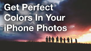 Snapseed iPhone Photo Editing Tutorial: How To Get Perfect Color & Exposure With Tune Image