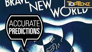 download lagu Top 10 Books That Predicted The Future With Eerie gratis